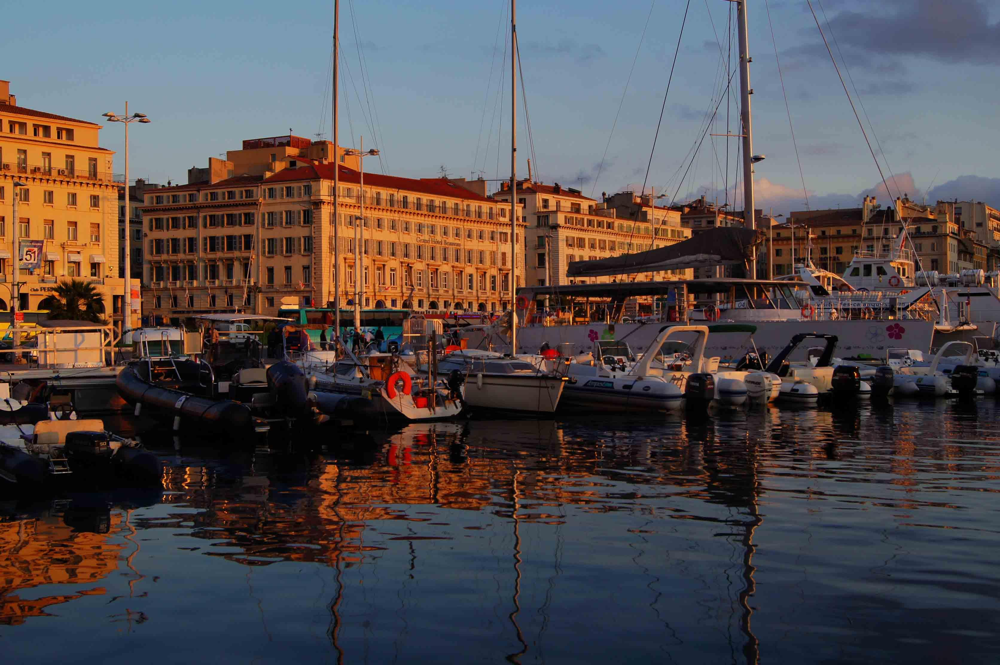 GUIDE - MARSEILLE - PROVENCE